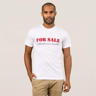 Für Verkauf - geistiges Eigentum, Brainyville T-Shirt