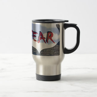 Furcht Reisebecher