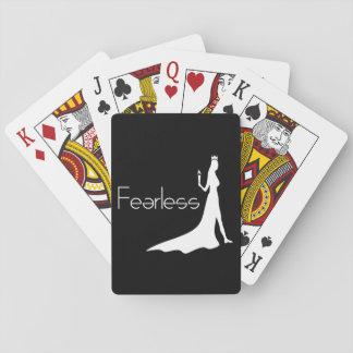 Furchtlos Spielkarten