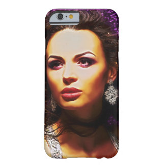 Furchtlose Dame Barely There iPhone 6 Hülle