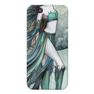 Furchtlose gotische Fee-Kunst Fantasie-Mollys Hülle Fürs iPhone 5