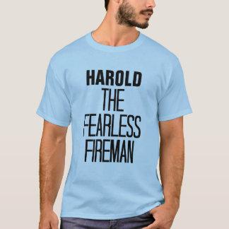 Furchtloser Feuerwehrmann T-Shirt