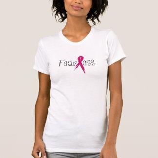 Furchtloses Brustkrebs-Bewusstseinst-shirt T-Shirt