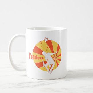 Furchtloses Skater-Springen Kaffeetasse