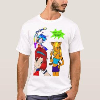 Furries, Feen, Schoolgirls, MEIN OH-! T-Shirt