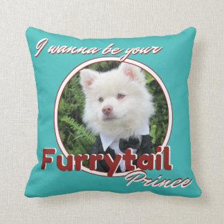 Furrytail Prinz Pillow (16x16) Kissen