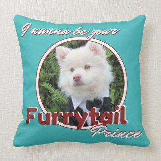 Furrytail Prinz Pillow (20x20) Kissen