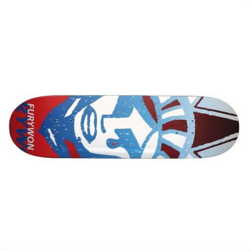fury-zazzledesign2 skateboarddecks