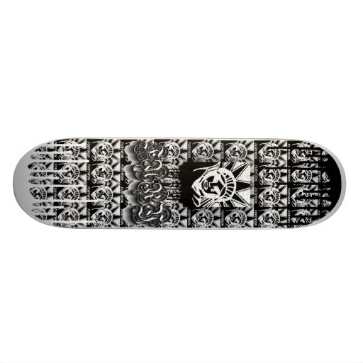 fury-zazzledesign4 individuelles skateboard