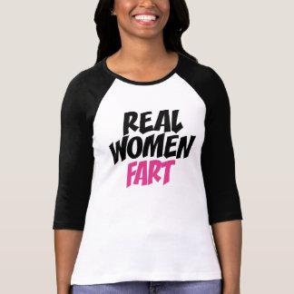 Furz der wirklichen Frauen T-Shirt