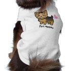 Furz-Maschine (Yorkshire-Terrier) T-Shirt