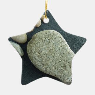 Fuss aus Stein Keramik Ornament