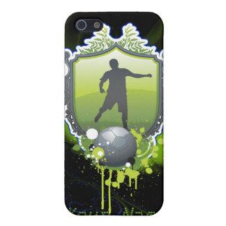 Fußball 1 Speck-Kasten iPhone 5 Cover