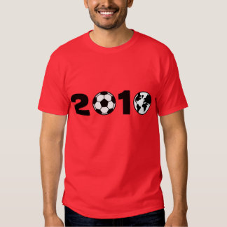 Fußball 2010 shirt