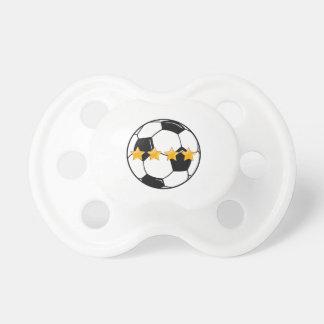 Fußball All-Star- Schnuller