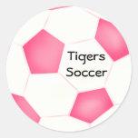 Fußball-Aufkleber