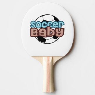 Fußball-Baby Tischtennis Schläger