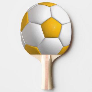 Fußball (Ball) Tischtennis Schläger