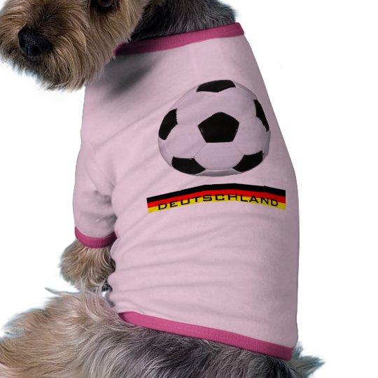 Fussball Deutschland Shirt