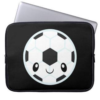 Fußball Emoji Laptopschutzhülle