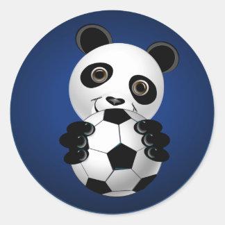 Fußball. Es ist DAS Spiel! Aufkleber