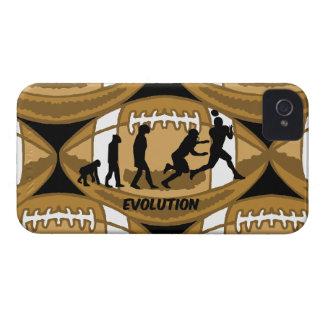 Fußball-Evolution iPhone 4 Case-Mate Hülle