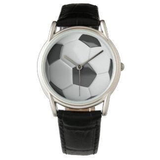 Fußball-Fußball - Uhr