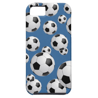 Fußball-Fußbälle iPhone 5 Etui