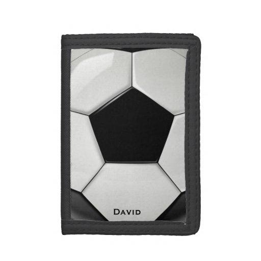 Fußball-Gewohnheits-Geldbörse