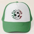 Fußball Italiens Calcio Italien Truckerkappe