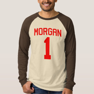Fußball-Jersey-T - Shirt Morgans #1