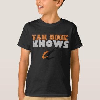 Fußball-Jugend-Shirt Vans Hook KNOWS T-Shirt