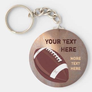 Fußball Keychain Schlüsselanhänger