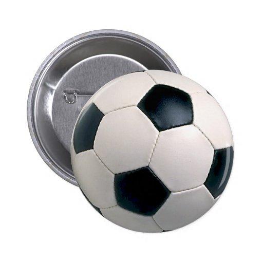 Fußball-Knopf Anstecknadelbuttons