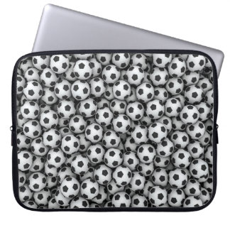 Fußball-Laptop-Hülse Laptopschutzhülle