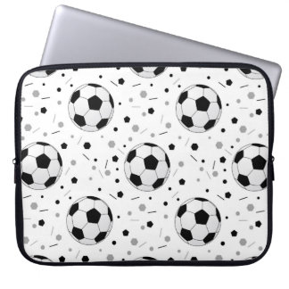 Fußball Laptop Sleeve