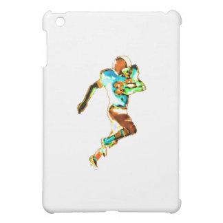 Fußball-Läufer-Gold Transp das MUSEUM Zazzle Hülle Für iPad Mini