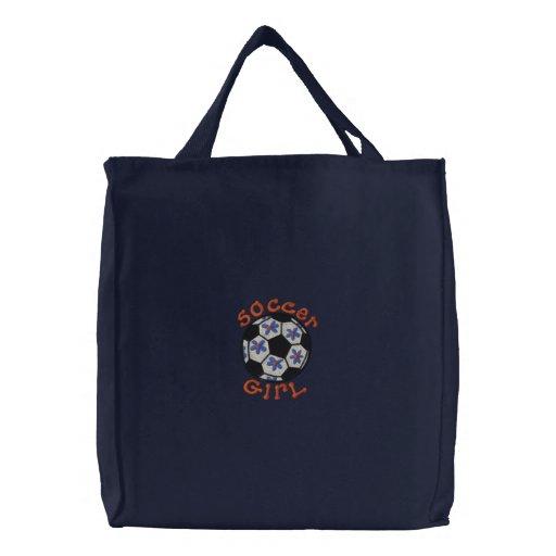 Fußball-Mädchen-Tasche
