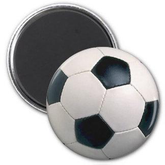 Fußball-Magnet Runder Magnet 5,7 Cm
