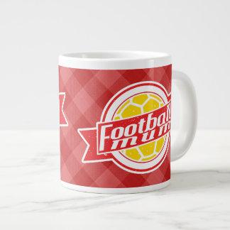 Fußball-Mama-Cup Jumbo-Tasse