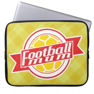 Fußball-Mama-Laptop-Abdeckung Laptop Sleeve