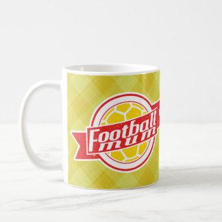 Fußball-Mama-Tasse Kaffeetasse