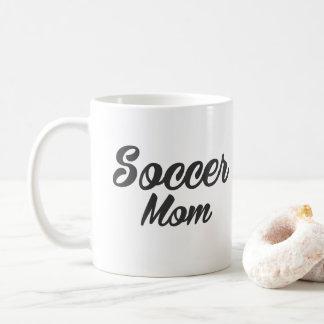 Fußball-Mamma-Druck Kaffeetasse