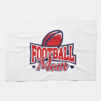 Fußball-Mamma Handtuch