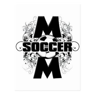 Fußball-Mamma (Kreuz) .png Postkarte