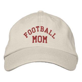 Fußball-Mamma niedlich Bestickte Baseballkappe