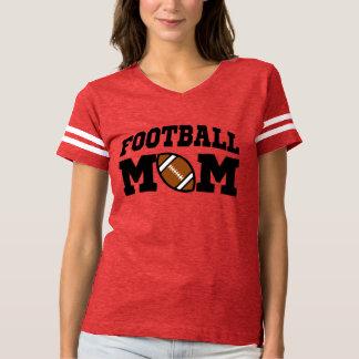 Fußball-Mamma-niedliches Jersey-Shirt T-shirt