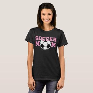 FUSSBALL Mamma - Rosa T-Shirt