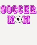 Fußball-Mamma T Shirt