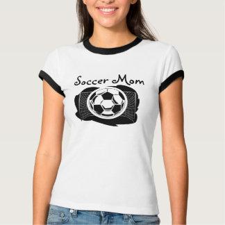 Fußball-Mamma-Wecker-T-Stück T-Shirt
